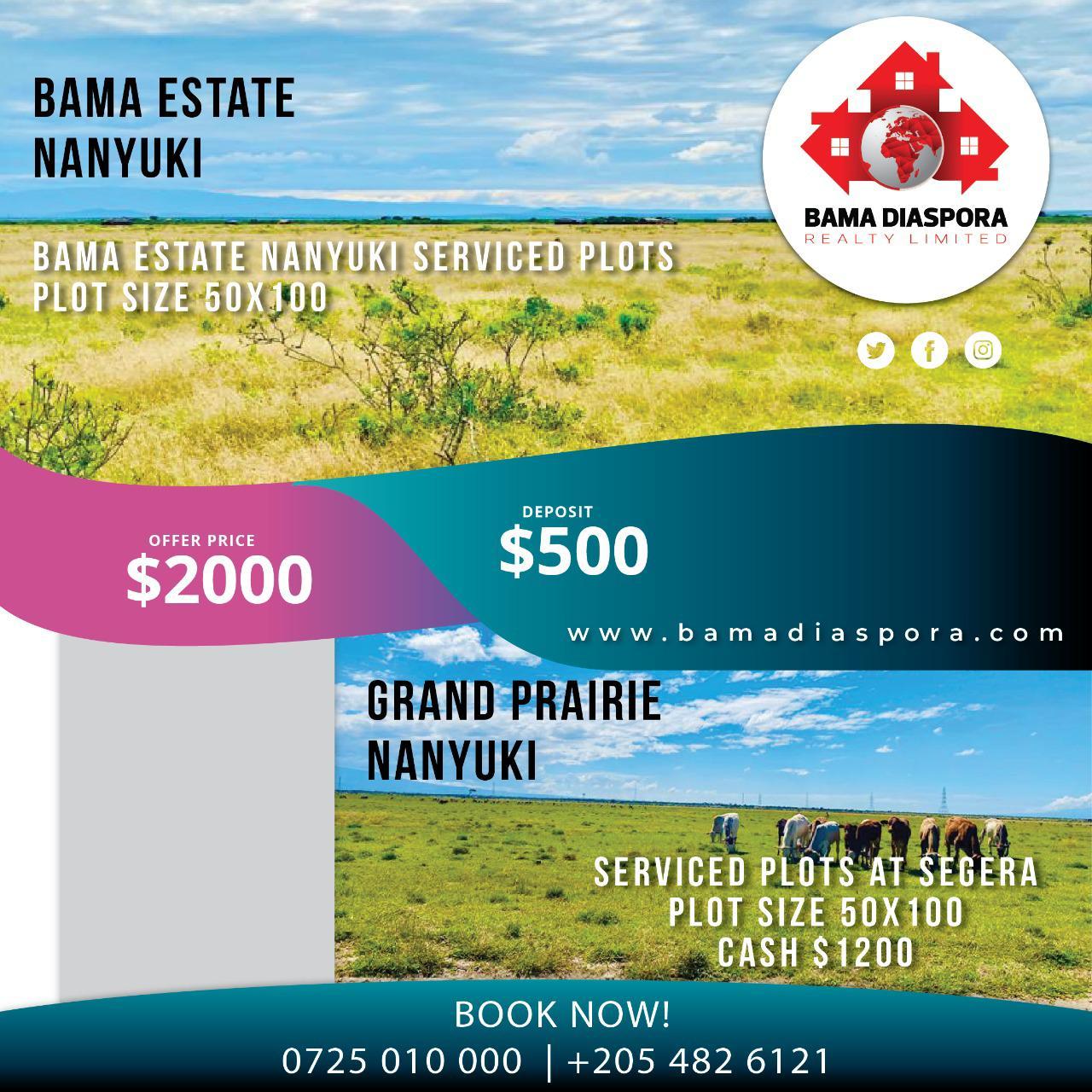 Bama Estate Nanyuki