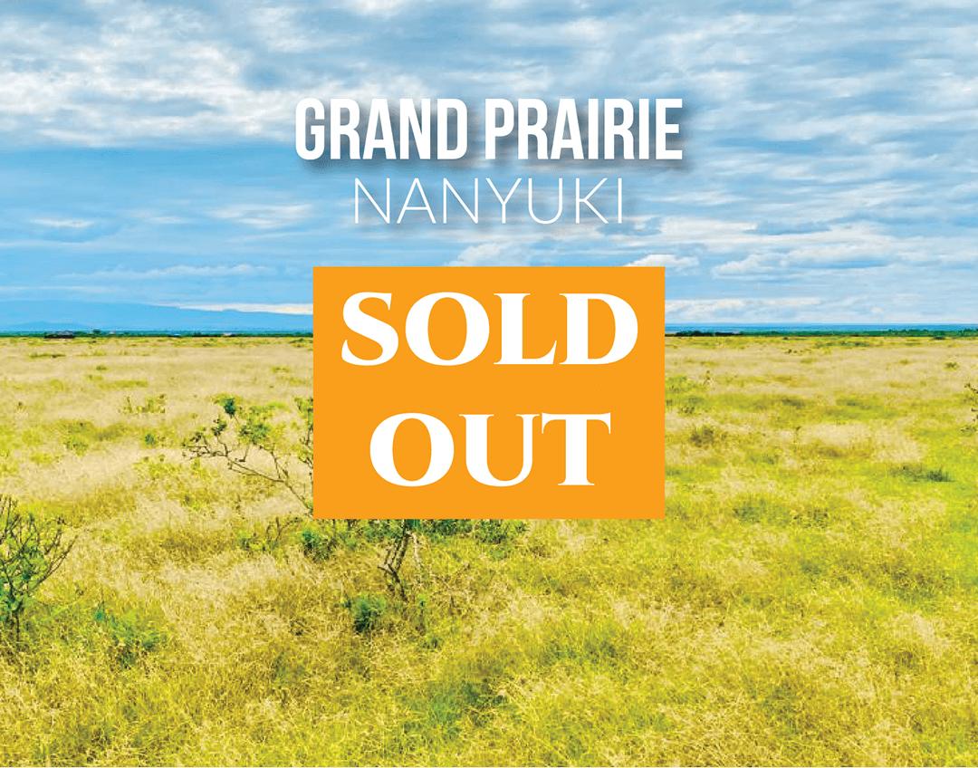 Grand Prairie Nanyuki